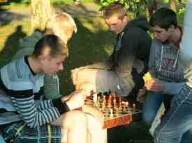 žaibo šachmatų varžybos Druskininkuose, 2014 metų rugpjūtis
