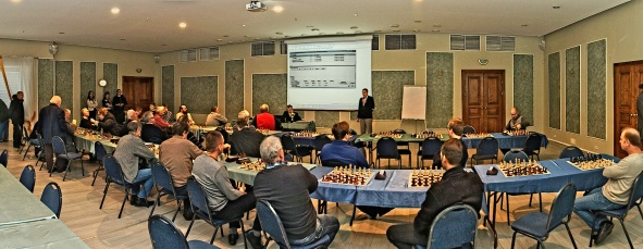 Lietuvos šachmatų mėgėjų komandų čempionatas, 20151122