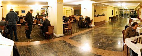 Vilniaus šachmatų klubas, 2015-12-29