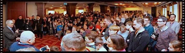 Vilniaus tarptautinės vaikų ir jaunučių šachmatų varžybos BALTIJOS KELIAS