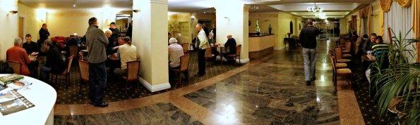 šachmatų varžybos Šarūno viešbutyje