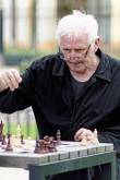Vilnius, 2016-04-30; Bernardinu sodas; Chess; sachmatai