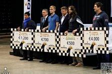 ADMIRAL BLIZ CHESS CUP 2016; Alexander Moiseenko; Miguel Munoz; Toms Kantans; Konstantin Tarlev