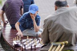 žaibo šachmatų varžybos DRUSKININKŲ vasaros taurė 2017; Mikhail Akimov