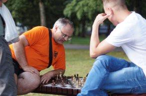 žaibo šachmatų varžybos DRUSKININKŲ vasaros taurė 2017; Rytis Šalenga